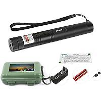 YIELMI Laser Pointer Pen Visible Beam Light Beam Ray Laser Flashlight