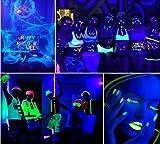 Black Light, HouLight 27W UV 9LEDs UV Bar