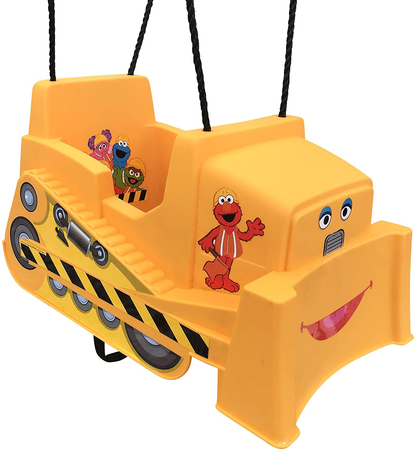 M & M Sales Enterprises Sesame Street Dozer Toddler Swing