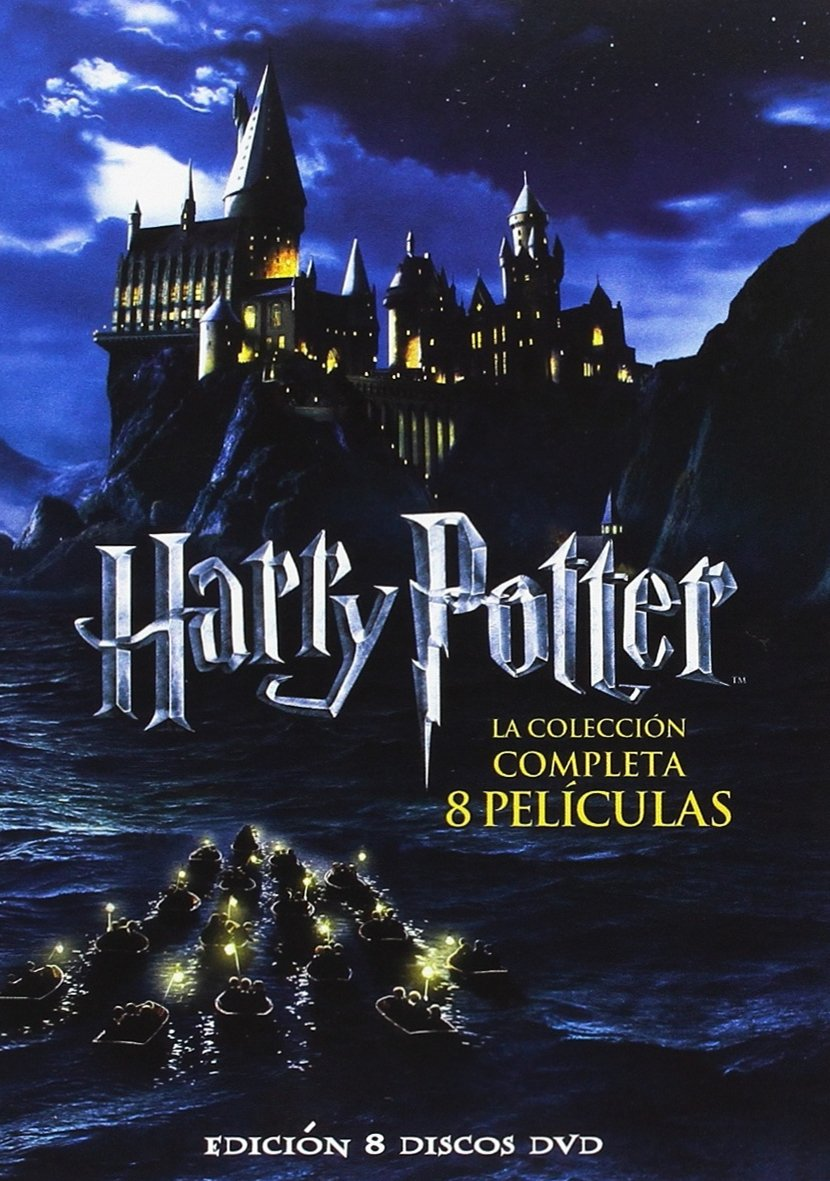 Harry Potter Colección Completa [DVD]: Amazon.es: Varios, Varios ...