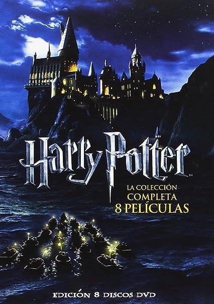Harry Potter Colección Completa [DVD]: Amazon.es: Varios, Varios ...