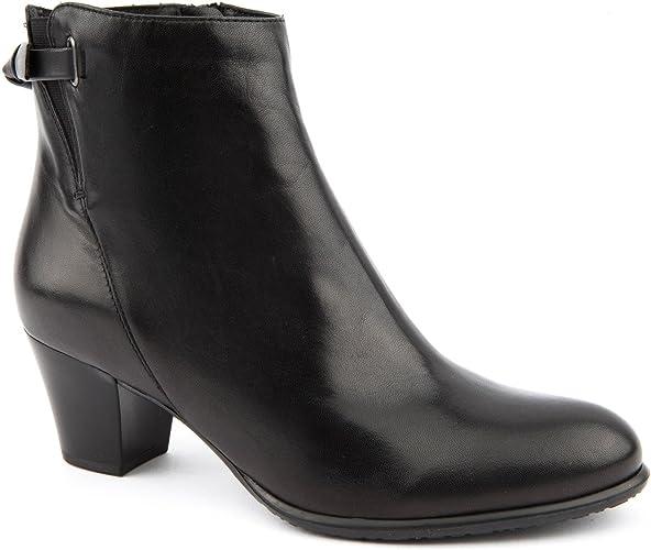 Jones Bootmaker Ladies Maisica Black