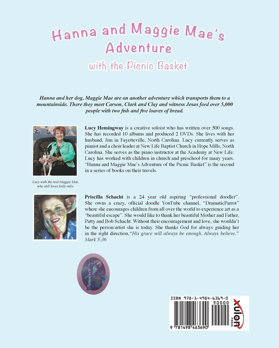 Hanna and Maggie Maes Adventure with the Stars