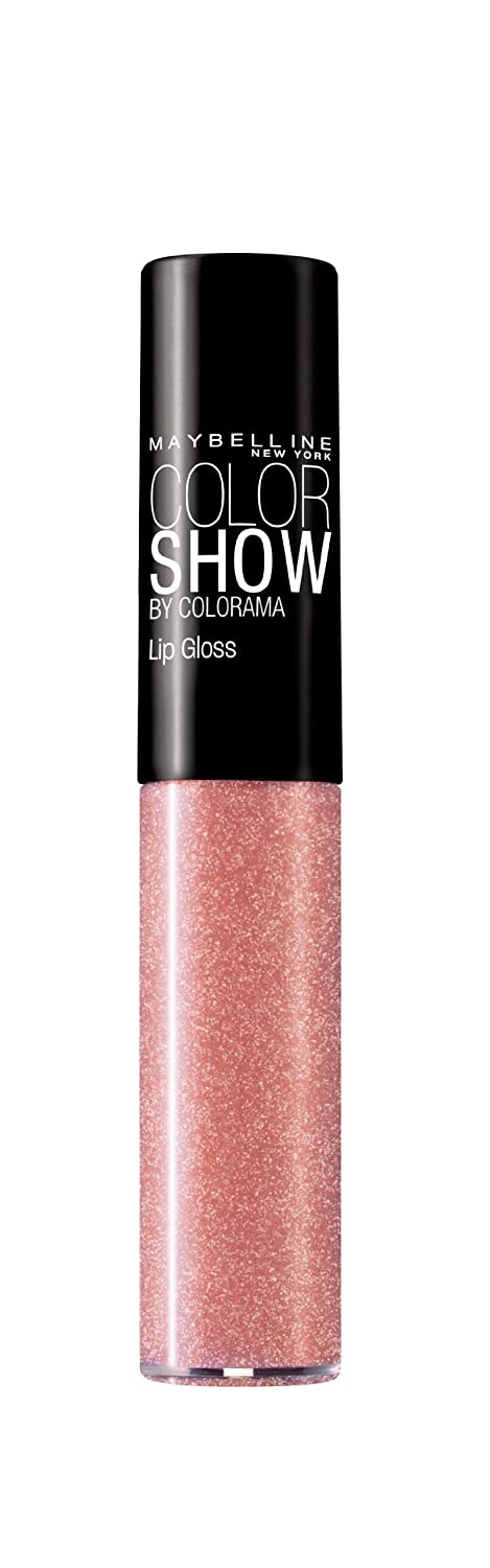 Maybelline New York Colorshow Gloss 165 Barely There Pink Gemey Maybelline