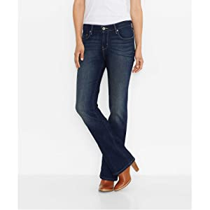 Levi's Women's 515 Bootcut Jean, Undercurrent, 29 (US 8) S