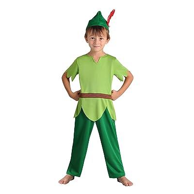 Cesar F038-001 - Disfraz de Peter Pan (3 años) , Modelos/colores Surtidos, 1 Unidad: Juguetes y juegos