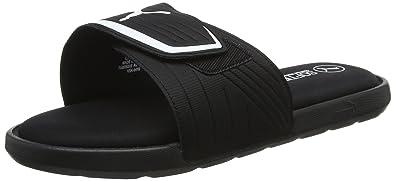 84d2ab0ea62bc0 Puma Starcat Sfoam Unisex Adult Sandals Slippers Softfoam Black 362463 03