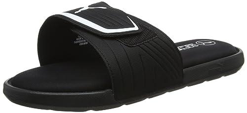 a9a725d6a8ef Puma Unisex Starcat Sfoam Black and White Sneakers - 8 UK India (42 EU