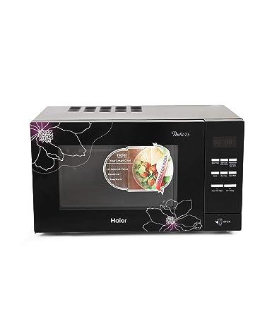 Haier 23 L Convection Microwave Oven (HIL2301CBSB, Black)
