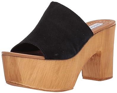388c9e34e6 Amazon.com   Steve Madden Women's Playdate Heeled Sandal   Platforms ...