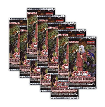 Legendary Duelists Ancient Millennium Yu-Gi-Oh 5 Booster Deutsche Ausgabe DE