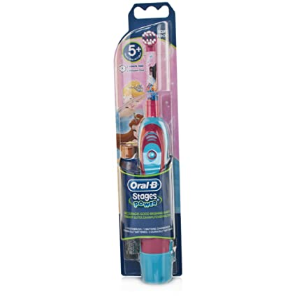 Oral-B Stages Princesas Disney recargable Powered cepillo de dientes