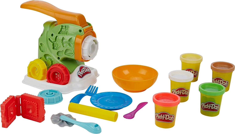 Set per la Pasta Hasbro HSBB9013EU4 Play-Doh