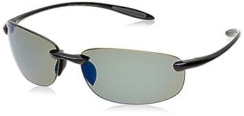 Serengeti 8270 Gafas, Unisex Adulto, Negro (Shiny Black), M