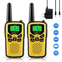 $23 » Professional Rechargeable Walkie Talkies,MOICO Long Range Two Way Radios for Adults up to 5…