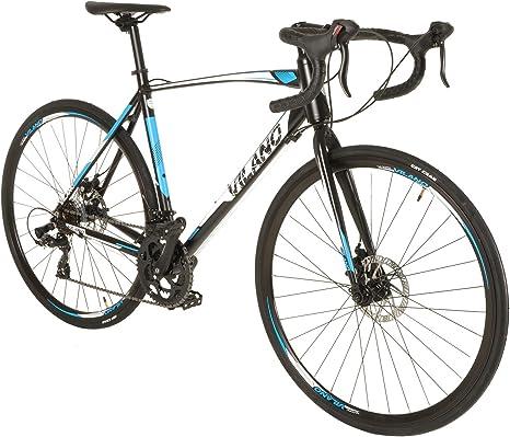 Vilano Sombra 3.0 bicicleta de carretera Shimano Sti integrado ...
