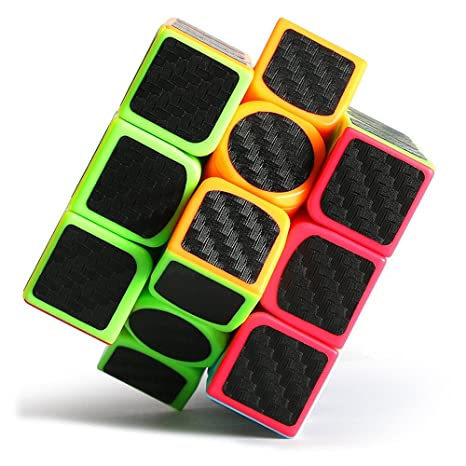 Imaginative Smooth And Speed Rubiks Cube, Puzzle Toy For Relieving For Kids&Adults,1x3x3 / 3x3x3 (D) by Gbell