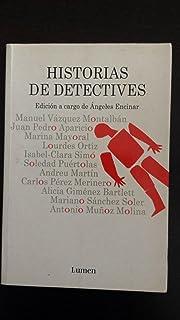 Historias De Detectives (Spanish Edition)