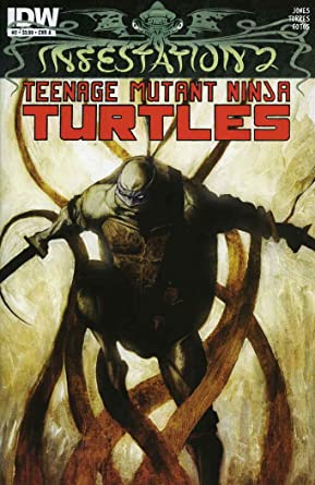 Amazon.com: Infestation 2: Teenage Mutant Ninja Turtles #2A ...