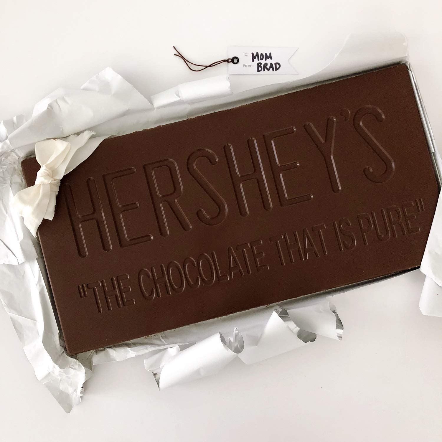 HERSHEY'S 5 Pound Chocolate Candy Bar Gift by HERSHEY'S (Image #7)