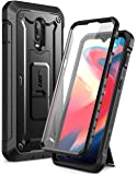 SUPCASE Unicorn Beetle PRO Series Case for OnePlus 6T, with Built-in Screen Protector& Rotating Belt Clip Holster Full…