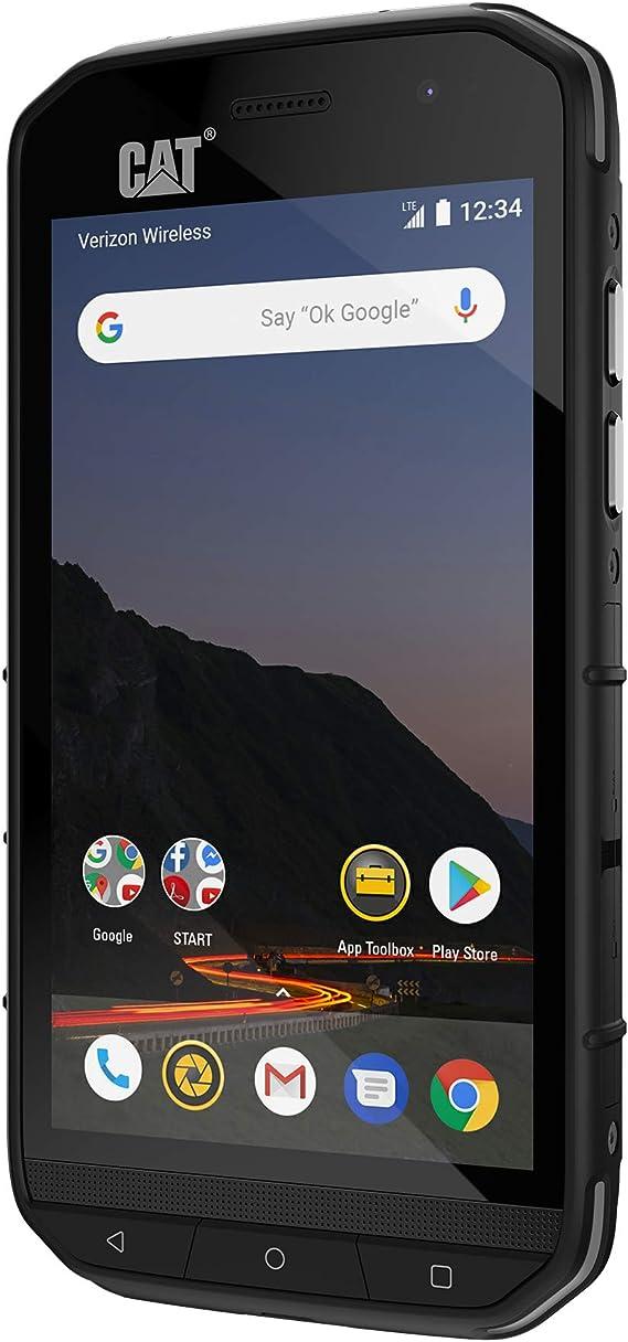 Cat Telefone S48c Smartphone Entsperrt Wasserfest Verizon Network Zertifiziert Cdma Us Optimiert Single Sim Elektronik
