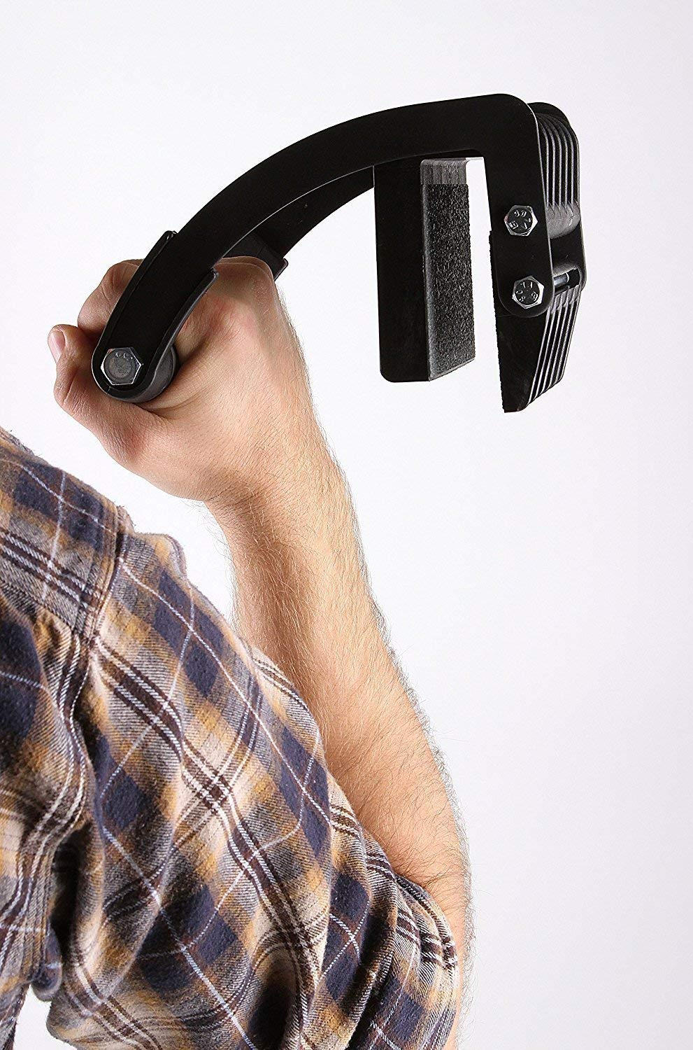 Powerful Gorilla Gripper Sturdy Roughneck Premium Board Lifter for Carrying Cumbersome Board.