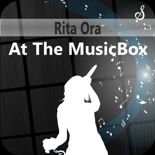 Rita Ora At The MusicBox