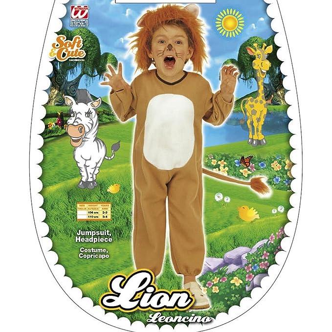 Kinder Löwenkostüm Löwe Kostüm König der Löwen Kinderkostüm Raubkatze Dschungel