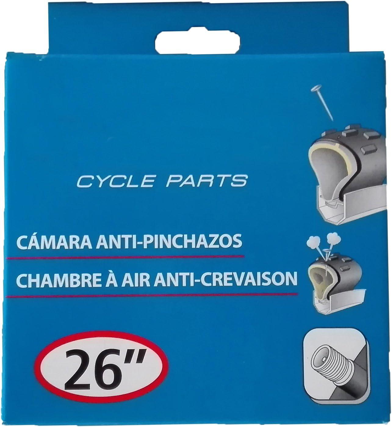 ONOGAL Camara de Aire Antipinchazos con Gel Rueda Bicicleta 26 ...