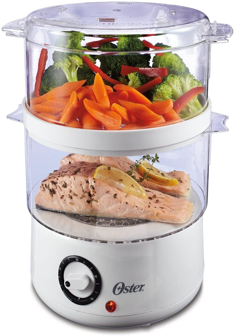 Oster Double Quart Baby Food Steamer