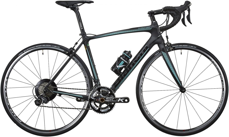 Bianchi Intenso - Bicicleta Carretera - Ultegra 11sp Compact negro ...