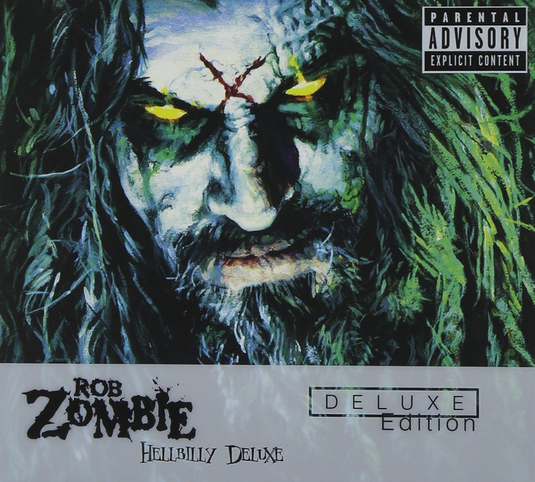 Hellbilly Deluxe [CD/DVD Combo] by Geffen