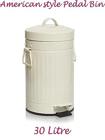 Treteimer, 3u0026nbsp;Liter/30u0026nbsp;Liter, Ku0026uuml;che, Badezimmer,