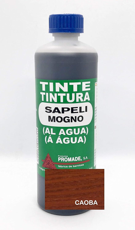 Promade - Tinte al agua para madera 500 ml (Caoba)