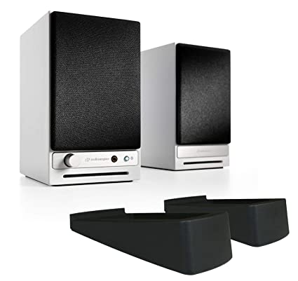 037a23c37 Amazon.com  Audioengine HD3 Powered Bookshelf Speaker Bundle with ...