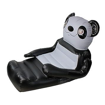 Amazon.com: Swimway hinchable Huggable Panda Bear piscina ...