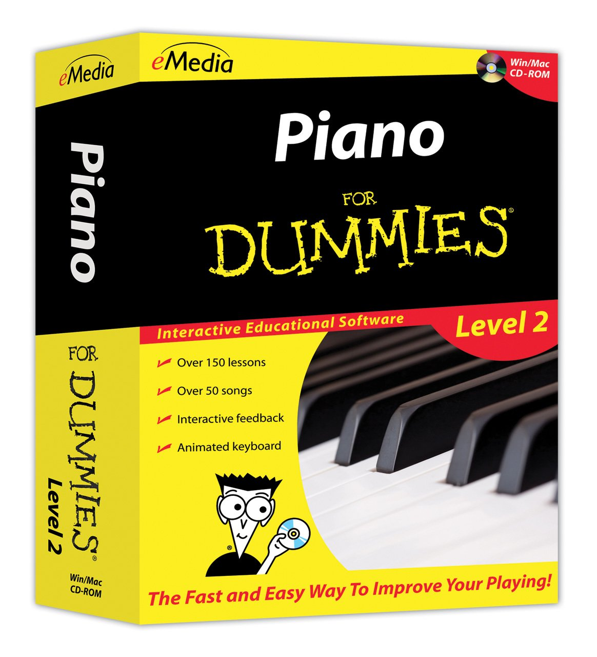 eMedia Piano For Dummies Level 2