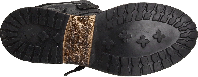 Steve Madden Women's Banddit Boot B0053VNSLO 7 B(M) US|Black Leather