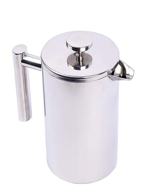 Cafetera con filtro de malla - máquina de café a presión ...