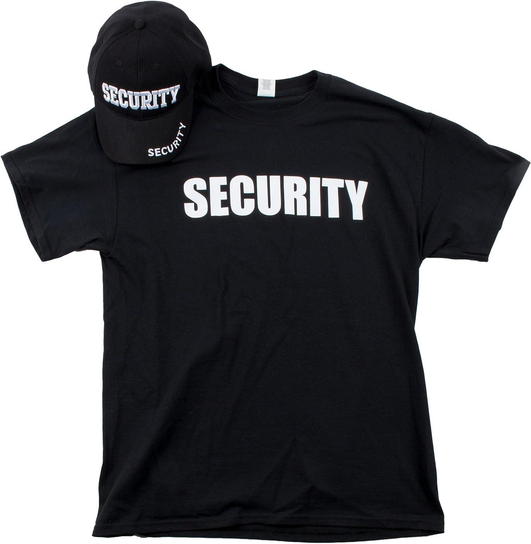 583c9e71645 Amazon.com  Security Hat   T-Shirt Bundle