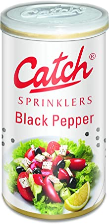 Catch Black Pepper Sprinkles, 100g