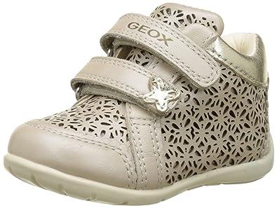 40b83606bef59 Geox B KAYTAN D, Baby Girls' Sneakers, Beige (Beige/goldc0871), 5 UK ...