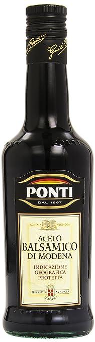16 opinioni per Ponti- Aceto Balsamico , di Modena Acidità 6% , 500 ml