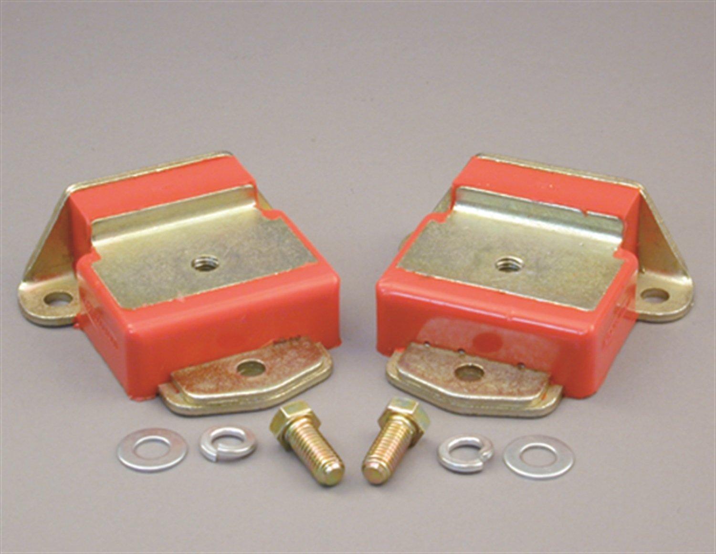 Prothane 7-509 Red Motor Mount Kit
