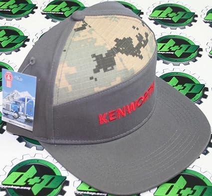 Image Unavailable. Image not available for. Color  Diesel Power Plus  Kenworth kw camo Cap hat Flatbill snap ... dec9fb057871