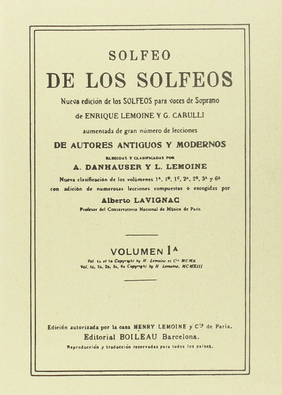 Solfeo De Los Solfeos 2a Epub Download