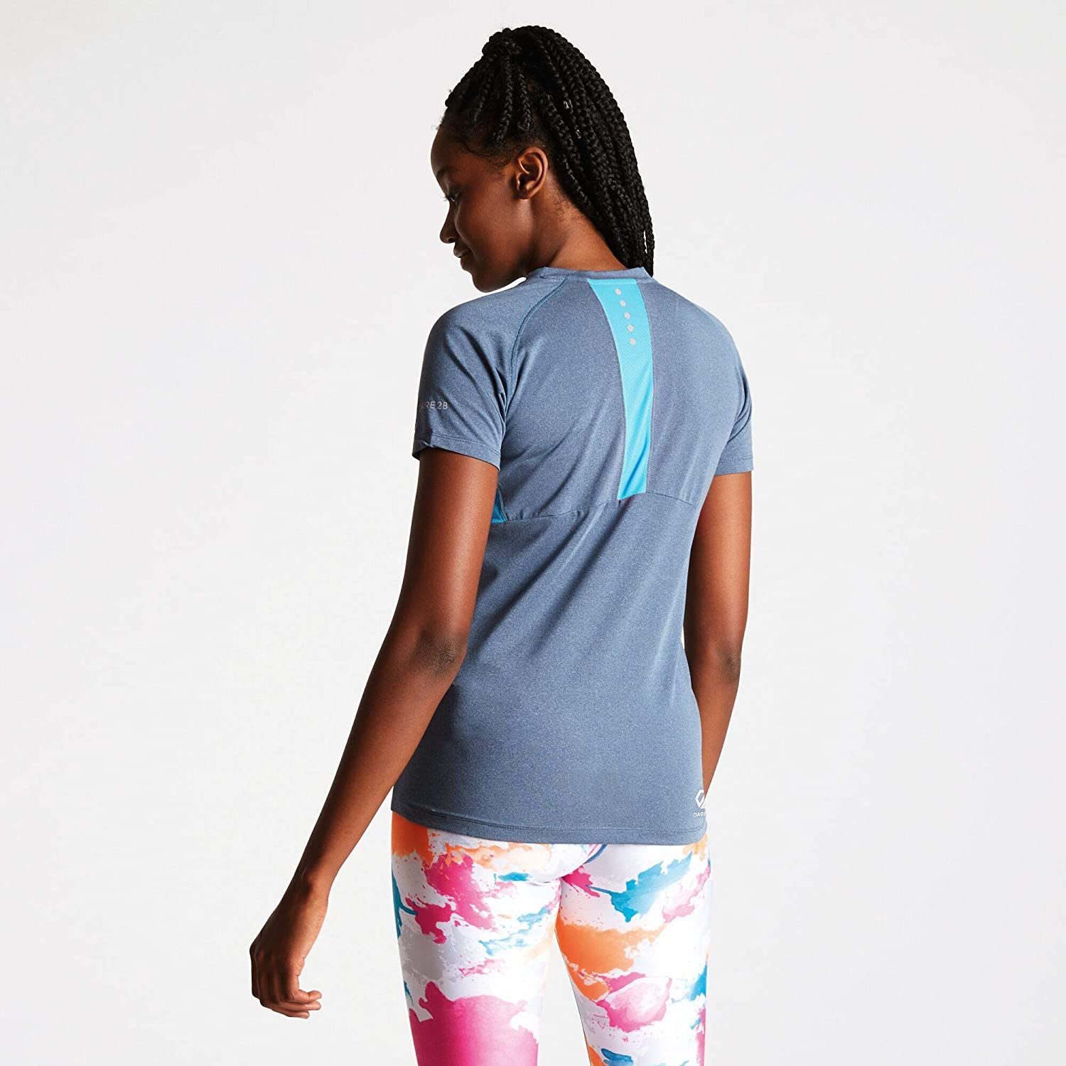 Dare 2B Tribe Lightweight Quick Drying Half Zip Active Maglia Donna