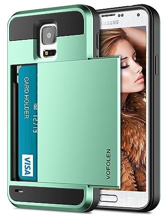 Galaxy S5 caso, Vofolen? Híbrido Armor Galaxy S5 con ...