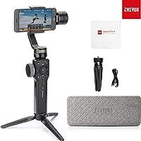 ZHIYUN Smooth 4 Estabilizador de Cardán 3 Ejes Gimbal para Móviles iPhone XS XR X 8 7 6 Smartphone